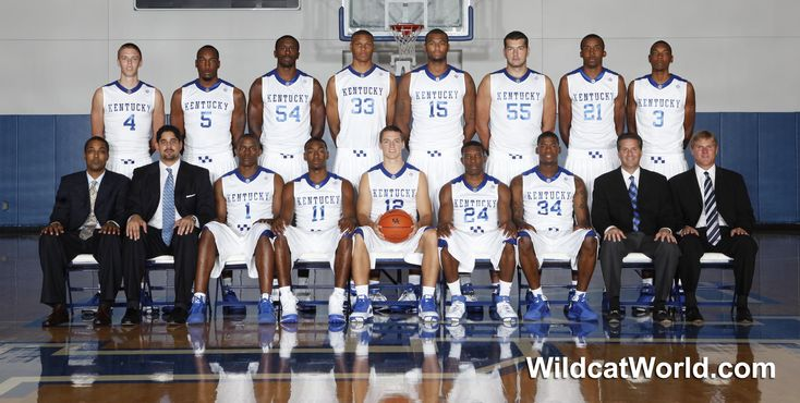 kentucky basketball - 2009-2010 team