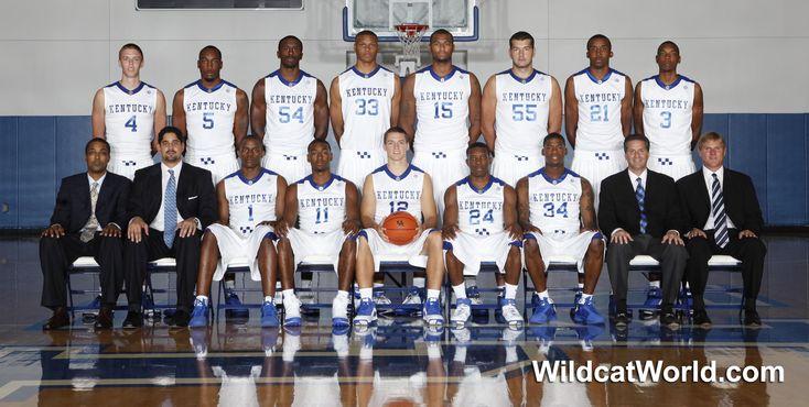 kentucky basketball - 2009-2010 team