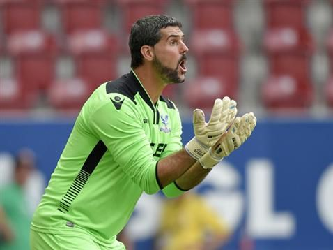 This year is Julian Speroni's 10th year at Selhurst Park. #palaceforlife!!!