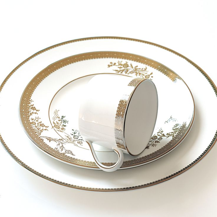 Vera Wang porcelain on 4interior.ro