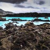 """La piscina termale di Reykjavik """"Laguna Blu"""""""