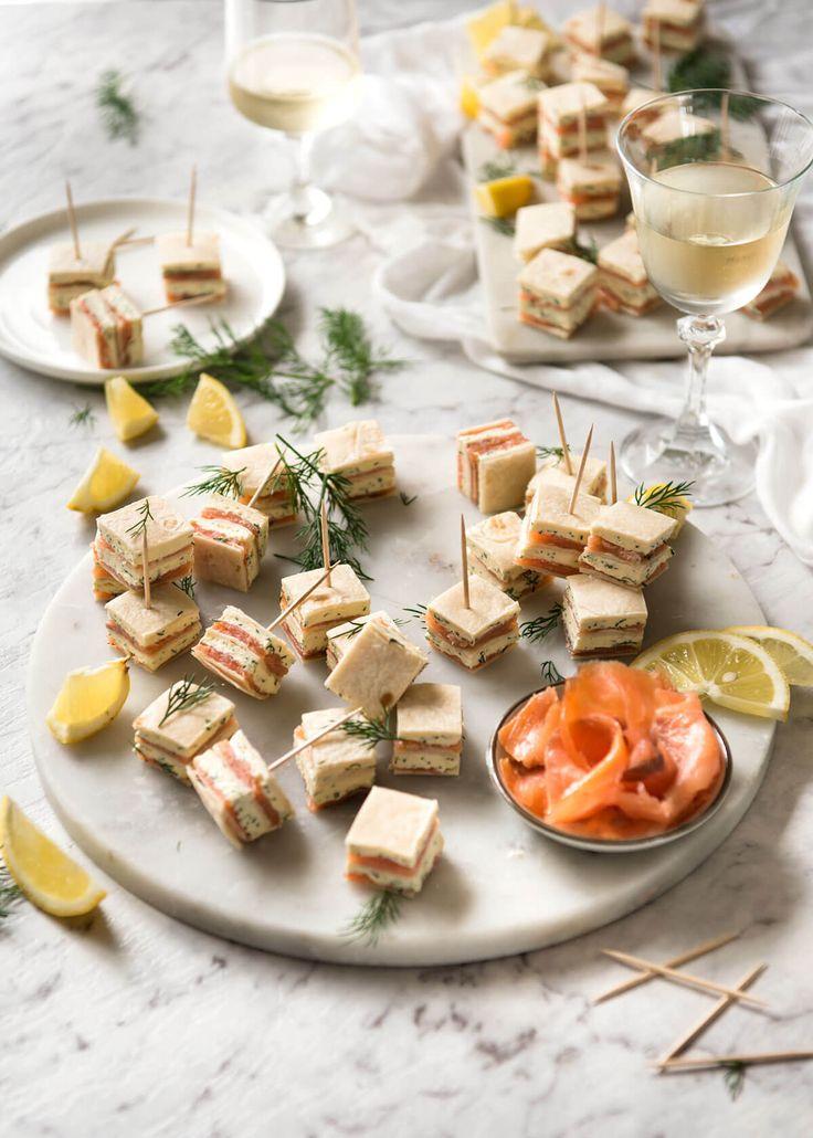 The 25 Best Salmon Appetizer Ideas On Pinterest Smoked