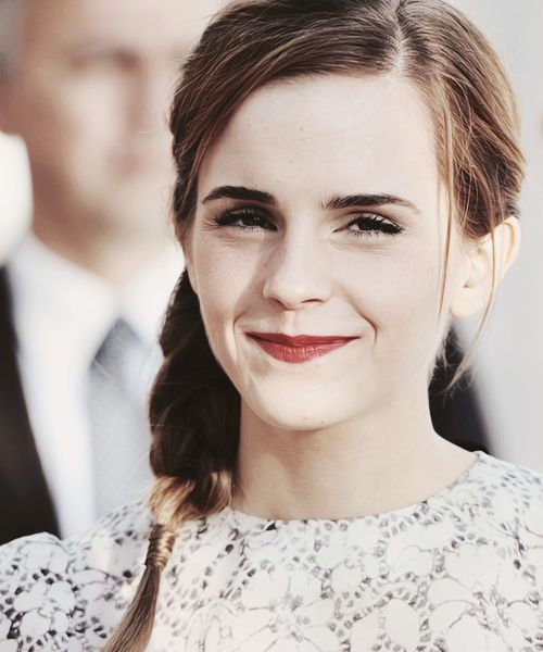 Emma Watson- so beautiful.