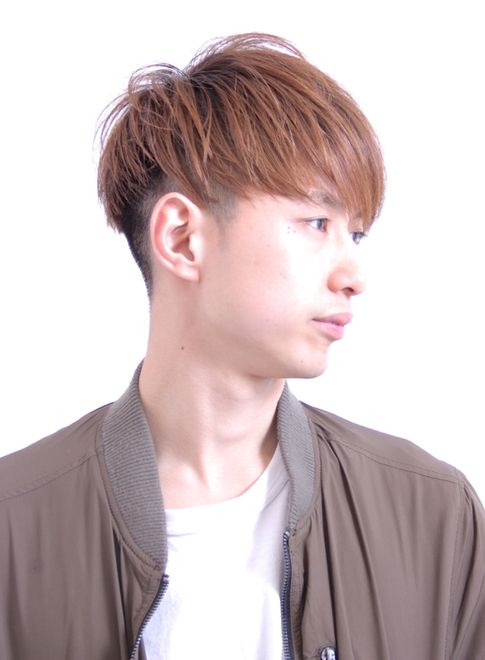 2ブロックマッシュショート 【BEAUTRIUM 青山】 http://beautynavi.woman.excite.co.jp/salon/19784?pint