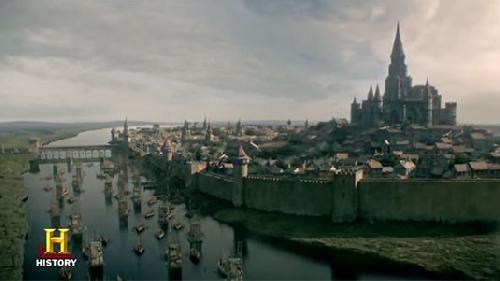 Vikings saison 3 : l'attaque sur Paris, les images