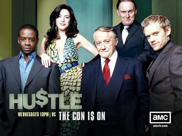 허슬 (Hustle, BBC) – 사기꾼이 주인공이다
