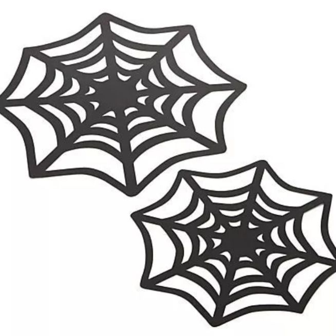 New & ON SALE  ENTIRE STORE ON SALE AUG SPECIAL 10% OFF $20 or more Wilton 10pc 10 In. Halloween Spider web Paper Lace Doilies BLACK Paper Crafts  NEW Wilton 10pc 10 In. #Halloween Spider web Paper Lace Doilies #PaperCrafts https://www.ebay.com/itm/272827276071 #blackinkChi #Suits100 #AGT #MLB #PGA