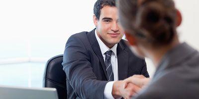 Job Interview Attitude