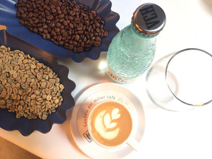 Blog - Vichy Catalan. ¿Cómo elaborar el mejor café expreso del mundo?