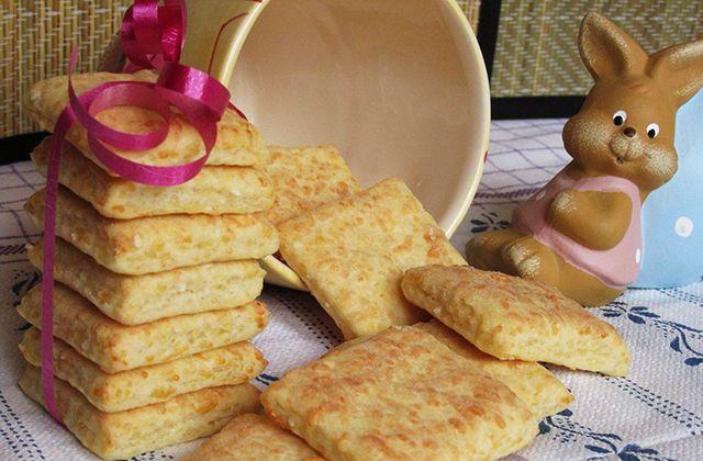 Elronthatatlan sajtos keksz - www.kiskegyed.hu