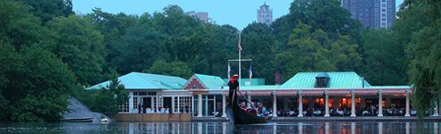 """Saturday brunch never becomes the same after having tested it out at """"the boat house"""" in Central Park. A great place - and if you are in NYC I really recomend you to test it out :-)"""