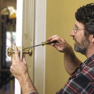 Master carpenter Norm Abram shows how to remove a stripped screw. | Photo: David Carmack | thisoldhouse.com