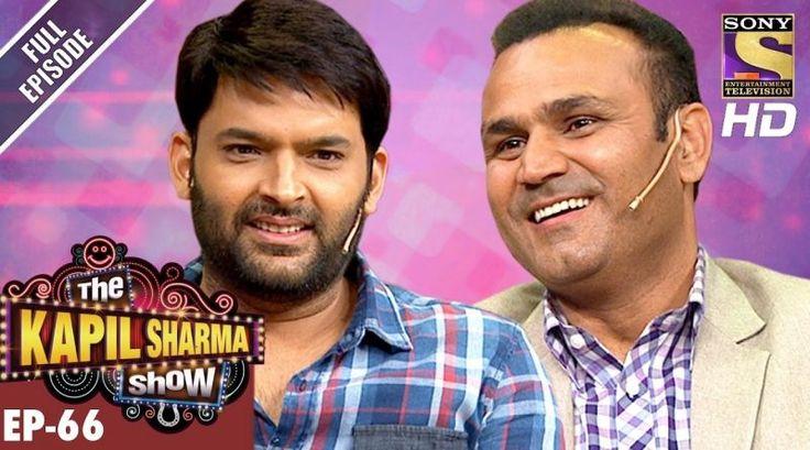 Verender Sehwag in Kapil Sharma show