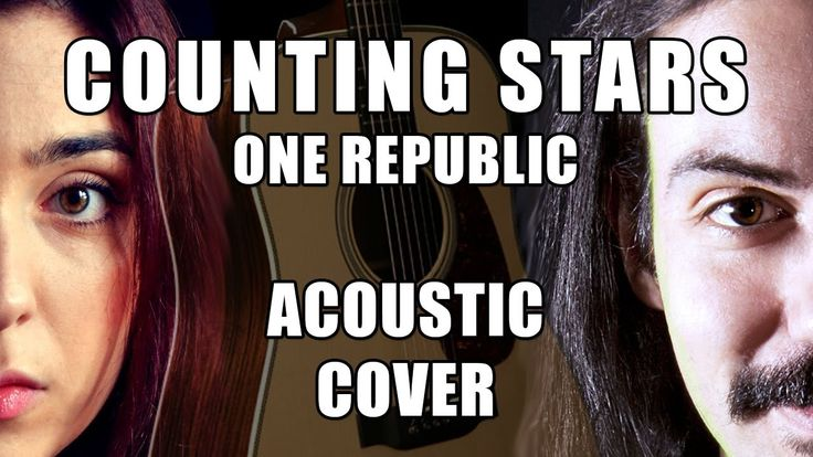 """Acoustic cover from """"Counting Stars"""""""