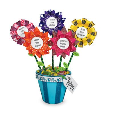 Mother's Day Favor Bouquet