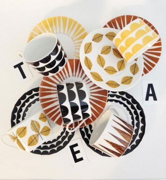 Dintre aceste cesti de ceai, care este modelul tau preferat?
