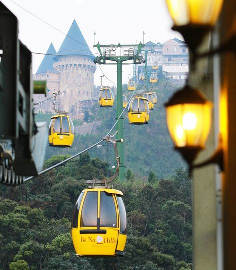 DO YOU KNOW ? Bana Hills Cable Car road Danang Vietnam possesses 4 Guinness records: 1/ THE LONGEST ONE-WIRE SLING (5777.61m). 2/ THE LONGEST DISTANCE BETWEEN EACH STATION (1368.93m). 3/ THE LONGEST UNPATCHED WIRE IN THE WORLD (11587m). 4/ THE HEAVIEST CABLE ROLL IN THE WORLD (141.24 tons). #holidaybeachdanang #danang #vietnam #beach #hotel #beautiful #happy #like #follow #followme #instadaily #instalike #instagood #youshouldbehere #photooftheday #picoftheday #instatraveling #instatravel…