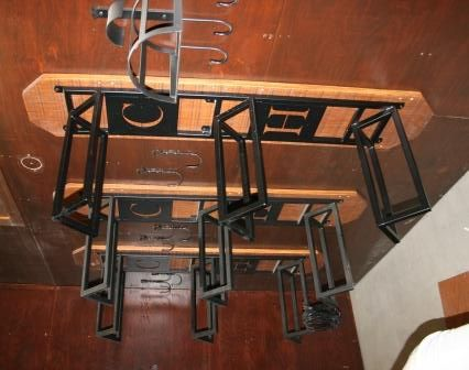 Tack room design ideas | tack room blog would be awesome with the still creek logo or letters