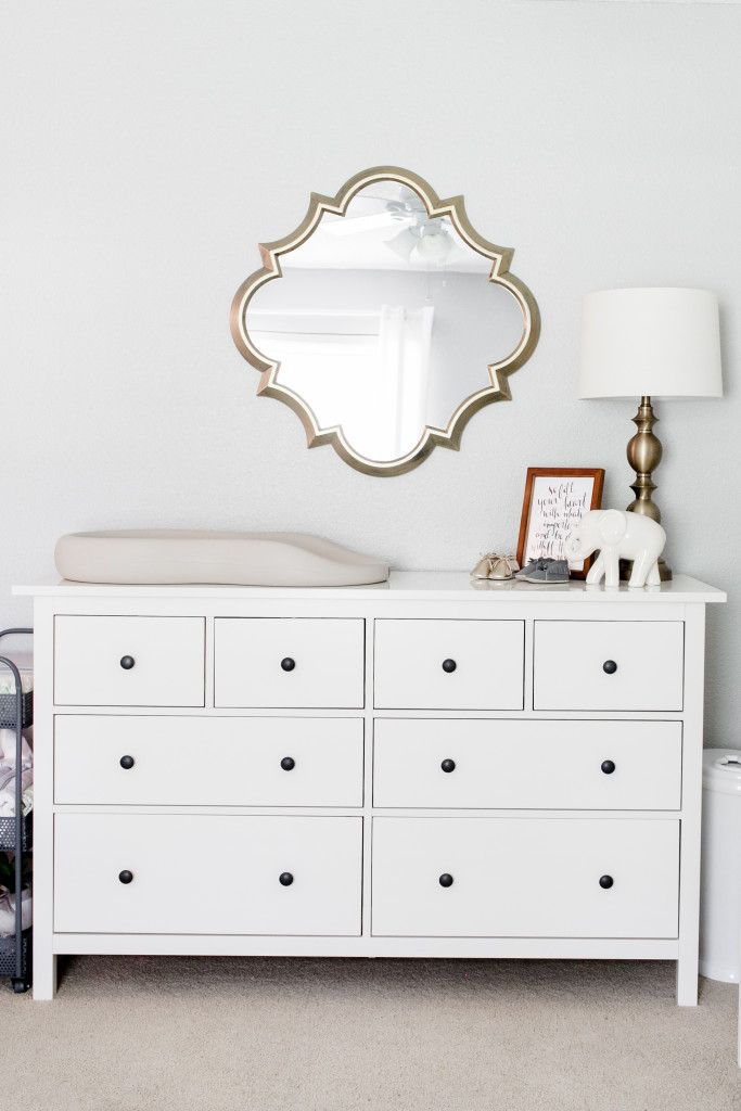 Neutral Nursery - fab, clean design!