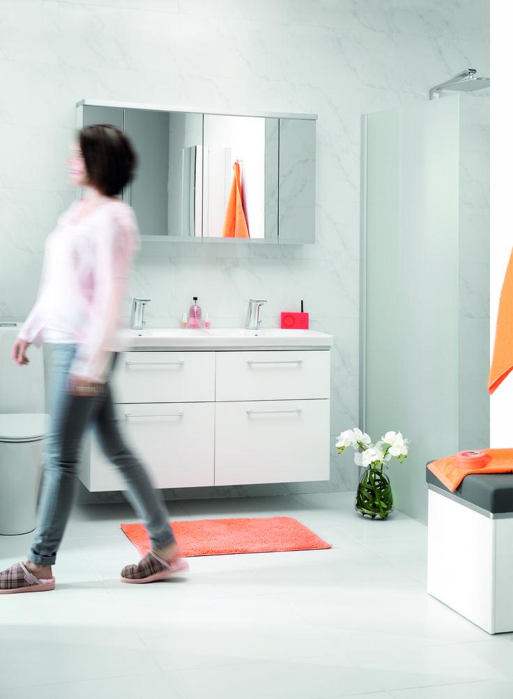 70 % näki ympäristökysymykset (veden säästäminen, hukkalämmön hyödyntäminen, ruumiineritteiden hyödyntäminen) tärkeänä kylpyhuoneeseen liittyen. 14 % ei nähnyt näitä tärkeiksi.