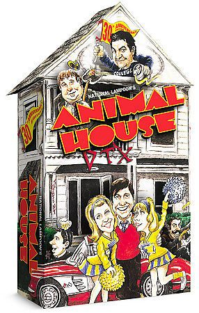 National Lampoons Animal House - 30th Anniversary Edition Gift Set DVD BOX SET K