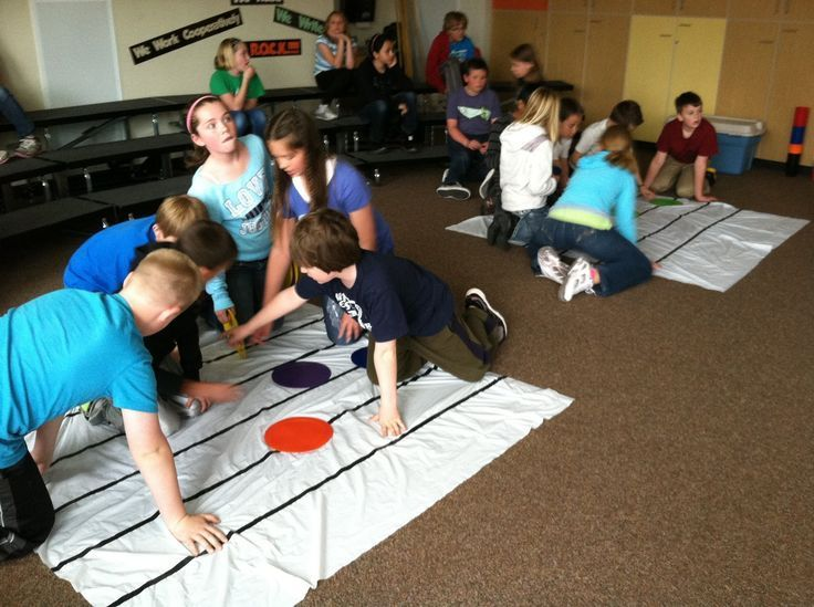Be a staff detective: activities for 4th graders