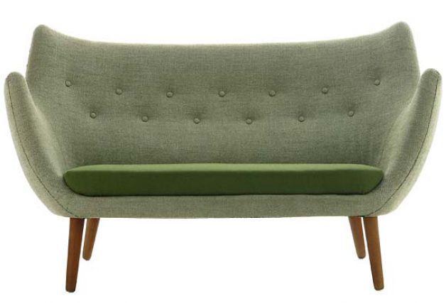 Danish modern furniture pictured in Dansk Mobelguide by Per Hansen.