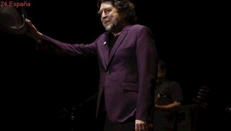 Joaquín Sabina retoma su gira en Valencia tras cancelar varios conciertos
