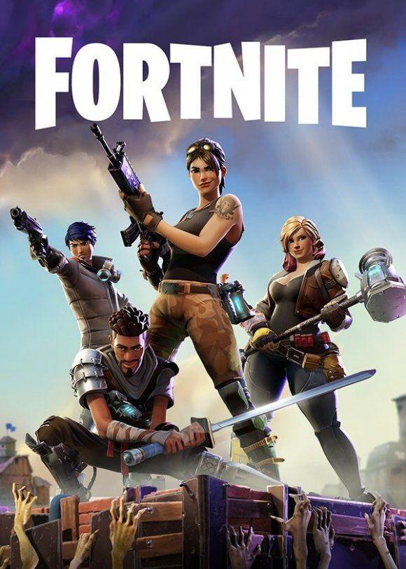 La Caratula De Fortnite Para Ps4 Juego Que Esta Desarrollando Epic Games Ha Sido Desvelada Fortnite Ps4 Caratula