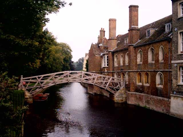 Mathematical Bridge Cambridge UK