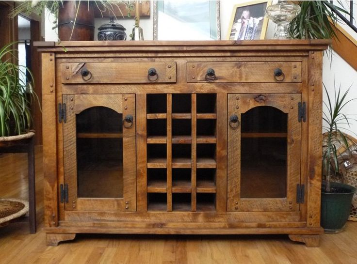 barnwood display cabinets | Unique Storage Solutions with Barnwood Furniture - Rustic Decor Living