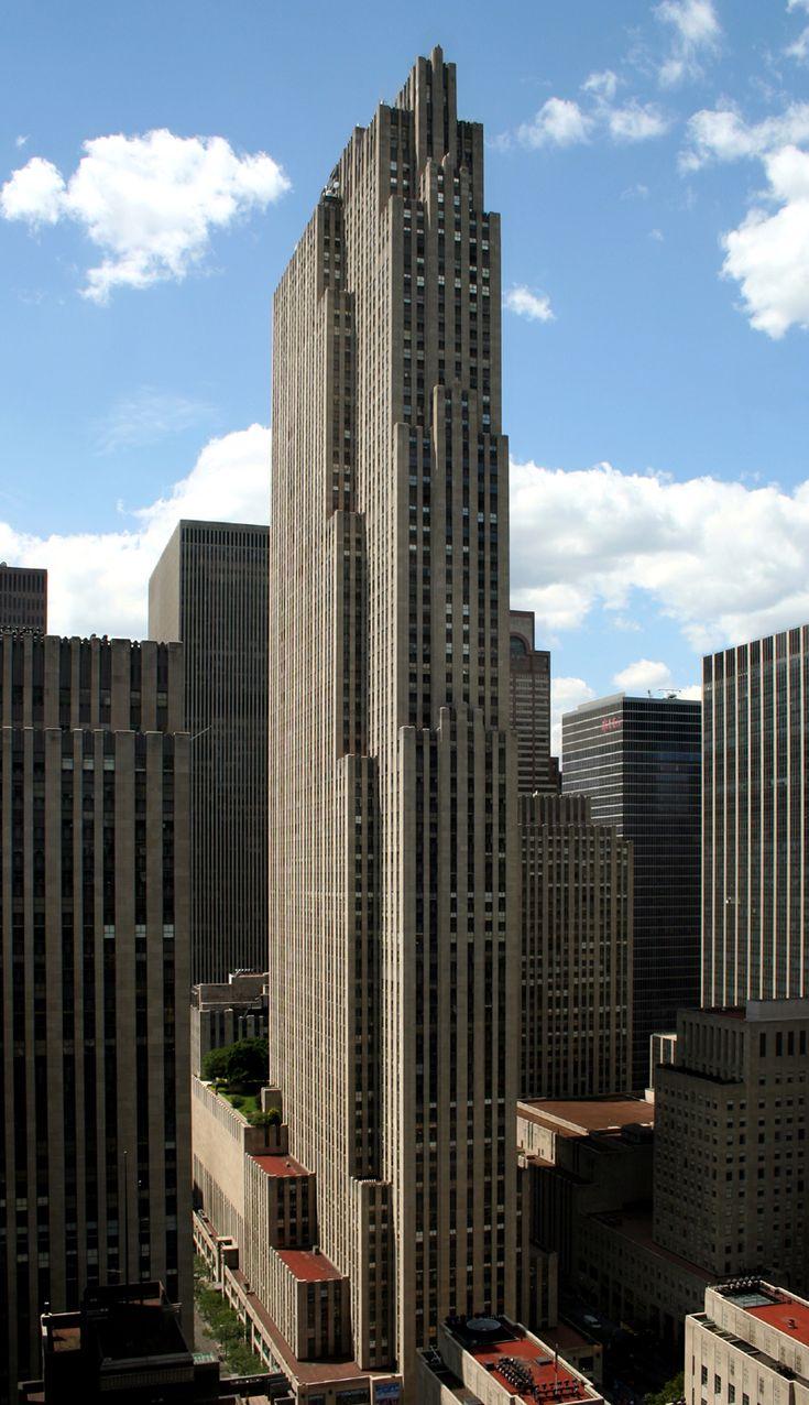 42 best new york city — art deco images on pinterest