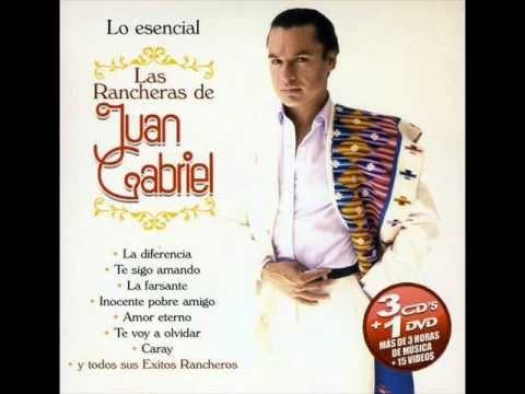 JUAN GABRIEL - 60 GRANDES EXITOS - LAS RANCHERAS DE JUAN GABRIEL - MIX - YouTube