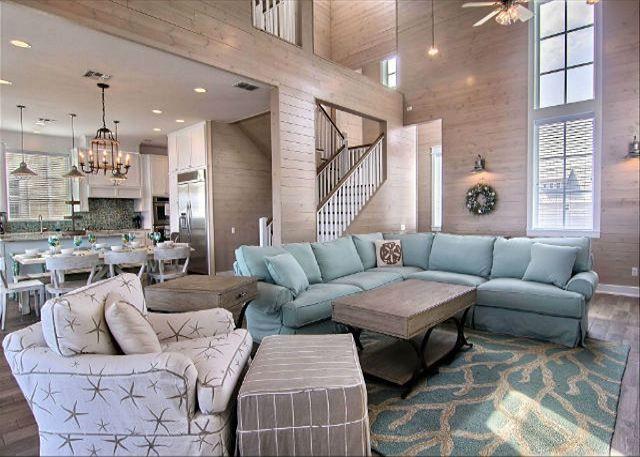 Port Aransas House Rental: Cinnamon Shore's Fabulous Beachfront Home Rental | HomeAway