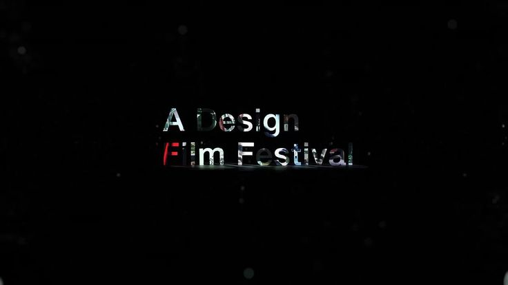 Conceived by Anonymous as a film festival dedicated solely to design,  A Design Film Festival launched in Singapore and has travelled to Berlin,  Taipei, Kaohsiung…