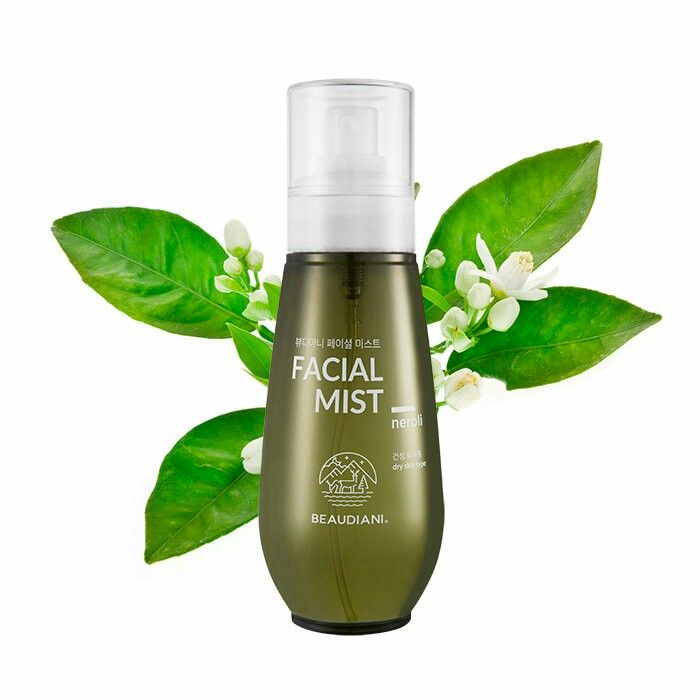 There is no skin dryer.  Natural aromatic oils  #facial #mist #cosmetic #design #beauty #gd #model