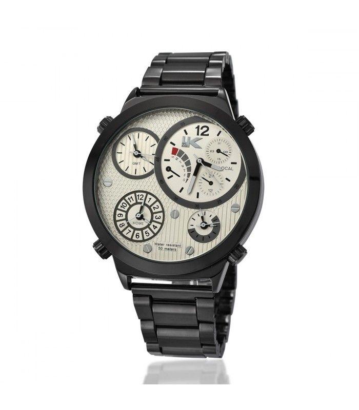 Yaki Mens Analog Quartz Wristwatch 721 - Yaki Watches Shop