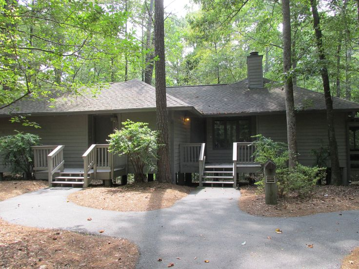 Charming Cozy Cottages At The Callaway Gardens Resort.