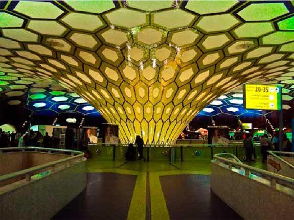 Транзит через Абу Даби аэропорт: схема, отель, питание, интернет. Воссоединение…