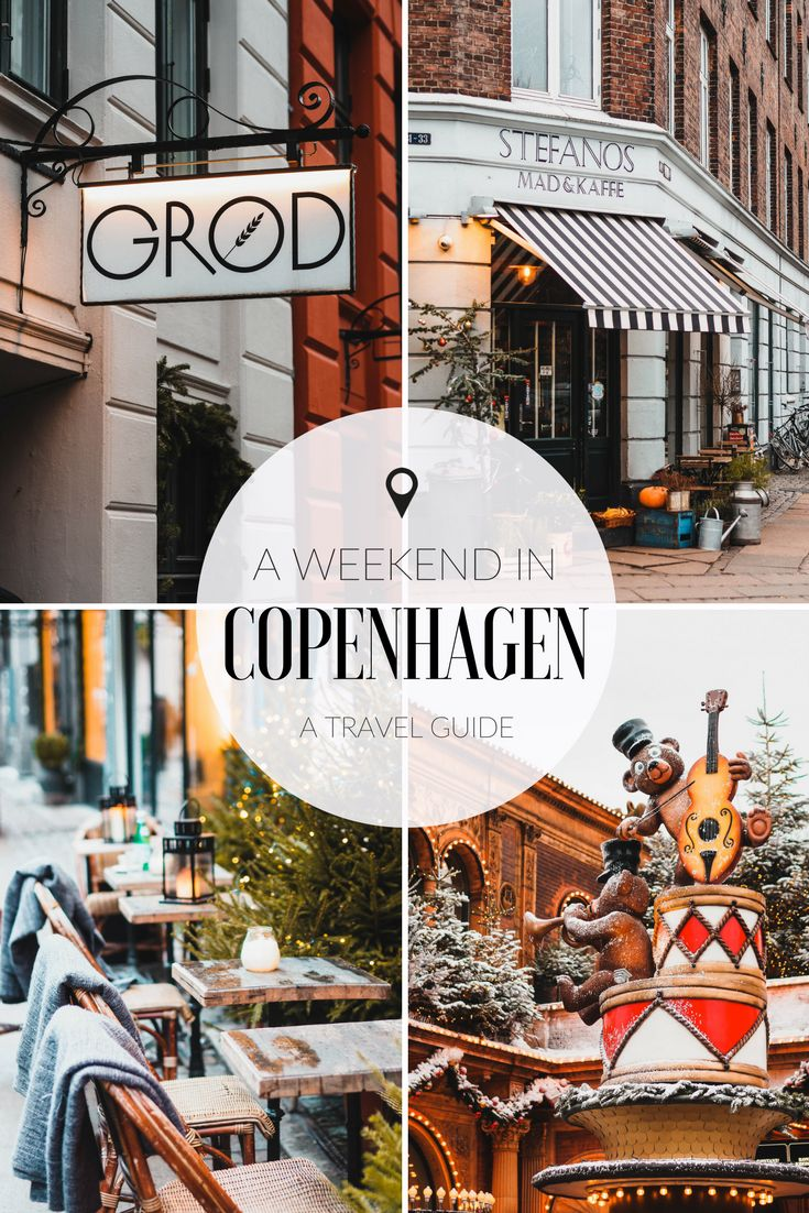 Ready to return!  Travel Guide: How to Spend a Weekend in Copenhagen - Jet Set Go