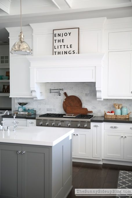 wonderful Grey Kitchen Island #6: Spring in the kitchen