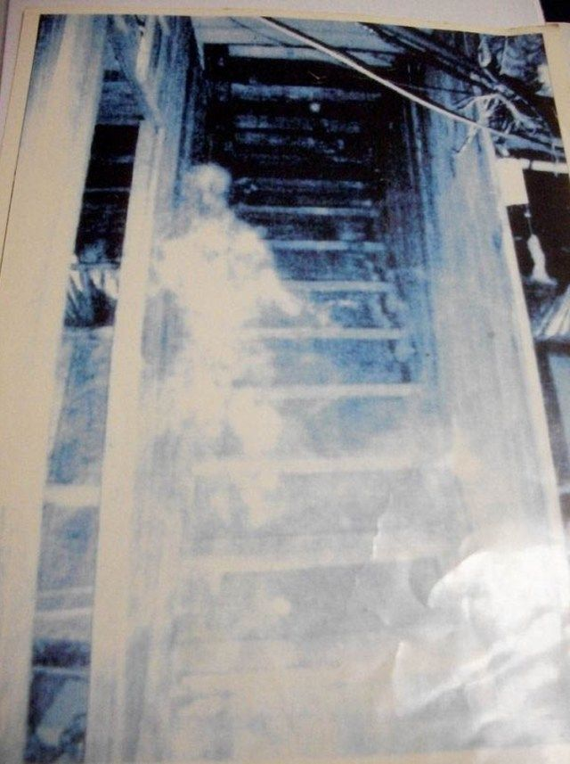12 Terrifying Paranormal Pictures That Will Make You Believe in The Afterlife The most haunted club in the world