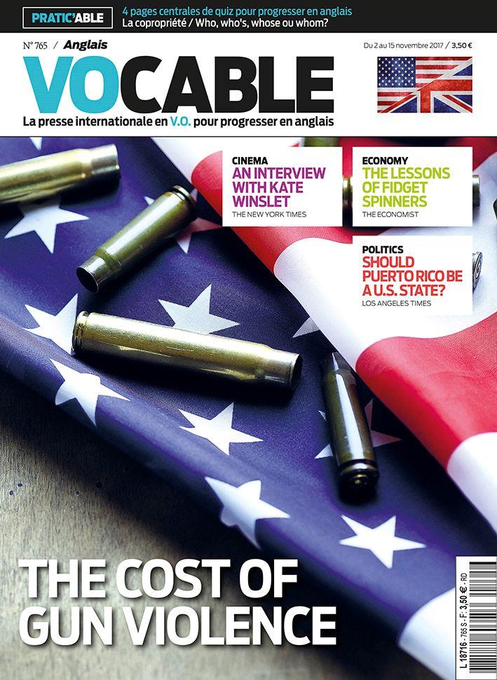 L'abonnement au magazine Vocable Anglais