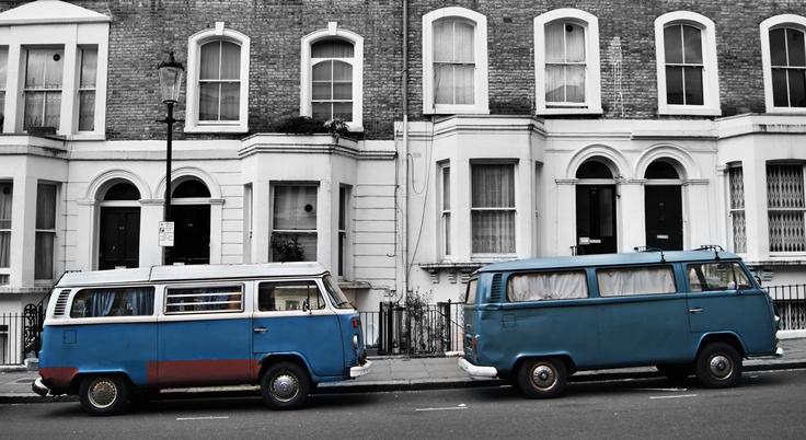 VW in London