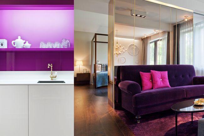 Elite Eden Hotel The Senior Suite. Concept, floor plan and Interior Architecture.