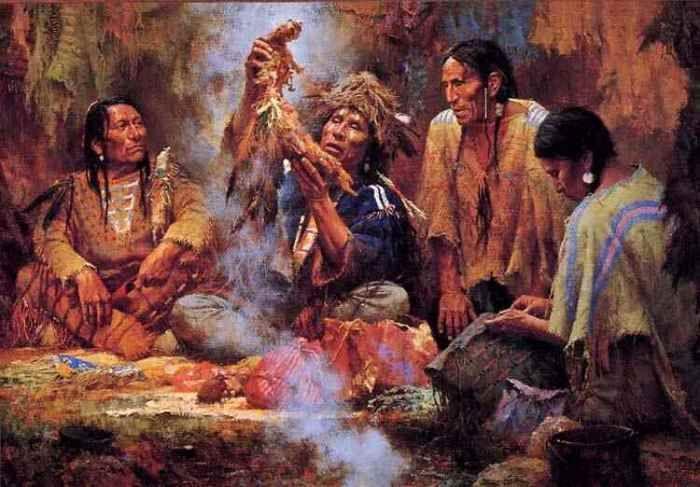 29 lang vergessene medizinische Anwendungen der Ureinwohner Amerikas - ☼ ✿ ☺ Informationen und Inspirationen für ein Bewusstes, Veganes und (F)rohes Leben ☺ ✿ ☼
