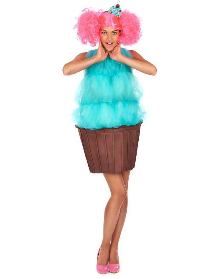 De meest originele verkleedkleren voor vrouwen kunt u bestellen op Vegaoo.nl! Bestel snel dit leuke turquoise cupcake kostuum voor vrouwen voor een goedkope prijs! Ideaal voor Carnaval & themafeesten