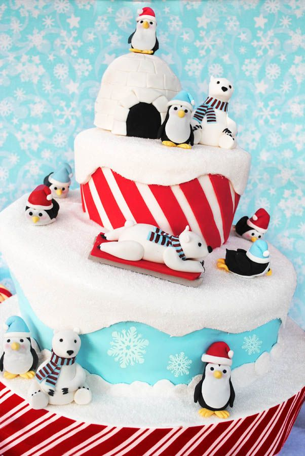 Winter ONEderland birthday party! Such a cute party theme for a 1st birthday in the winter! Via www.karaspartyideas.com