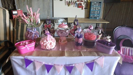 Purple and Pink CowGirl Party....