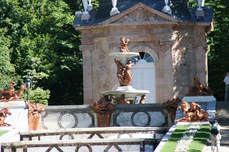 Las fuentes de La Granja San Ildefonso 85870